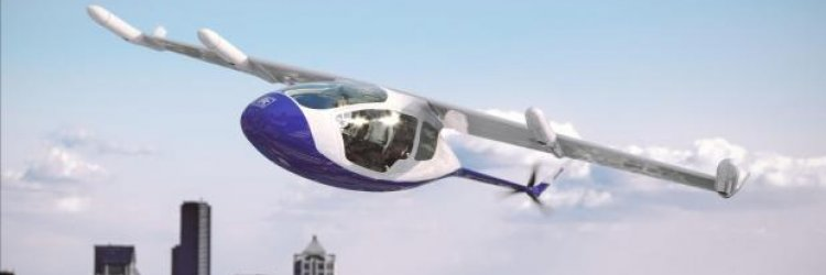 A flying taxi to rule the skies by early 2020s?