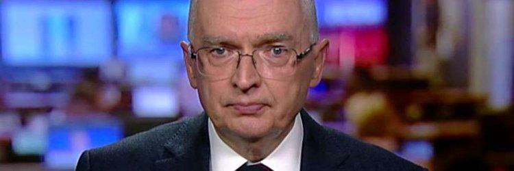 article about Fox News analyst quits, tired of being part of a propaganda machine