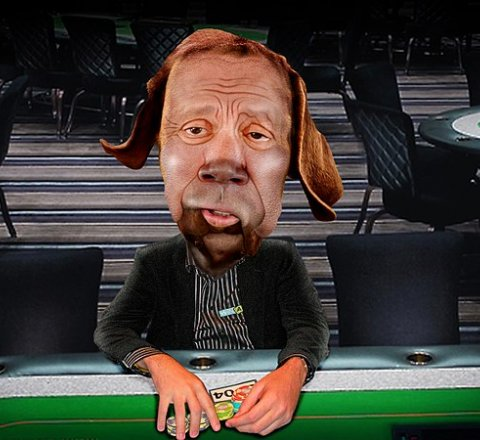 poker article about How to Put on a Poker Face in Live Poker Games