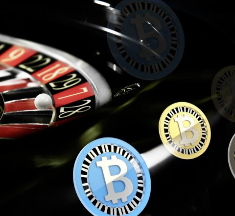 casino article about bitcoin gambling